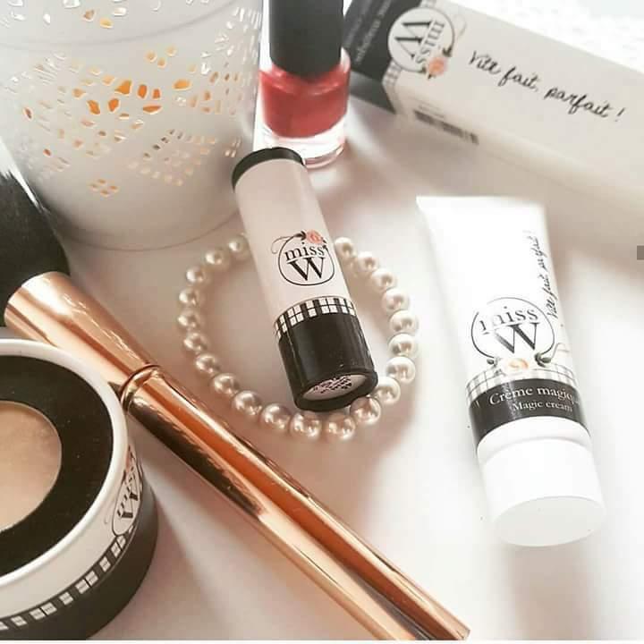hair actuel produits de maquillage miss w